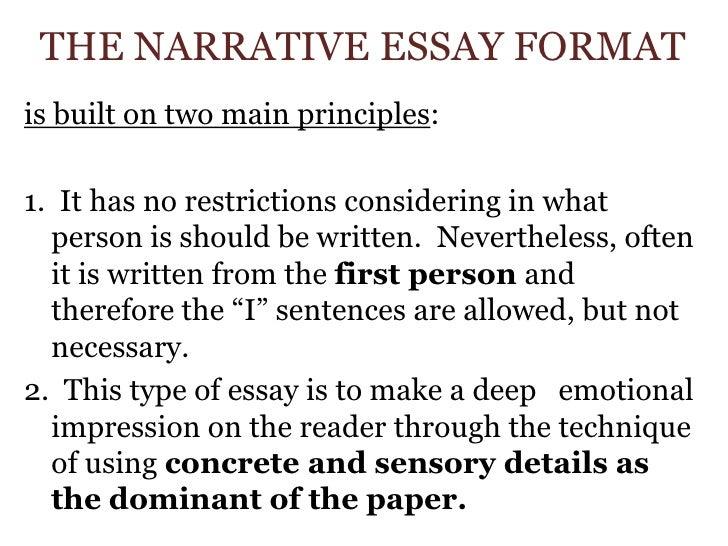 3 5 essay format
