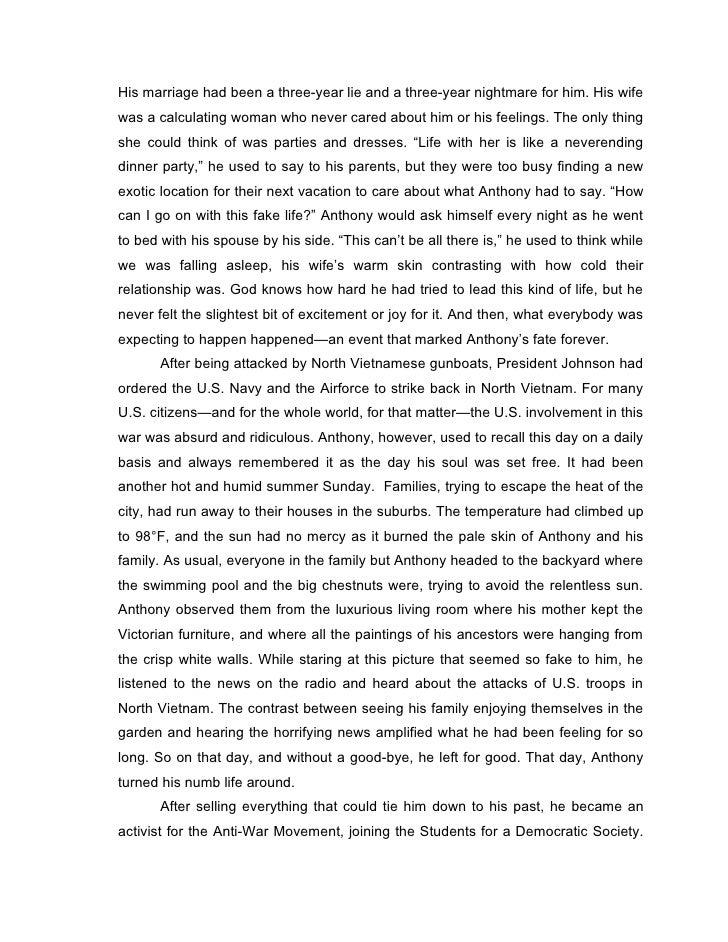 My biggest regret in life essay