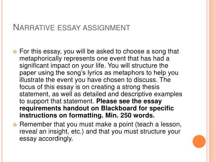 essay on a songs lyrics Free song lyrics papers, essays, and research papers.