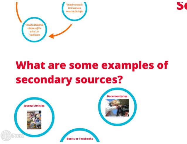 secondary sources in essays Online writing lab secondary source: depending on the essay being written, both primary sources and secondary sources may be acceptable types of sources.