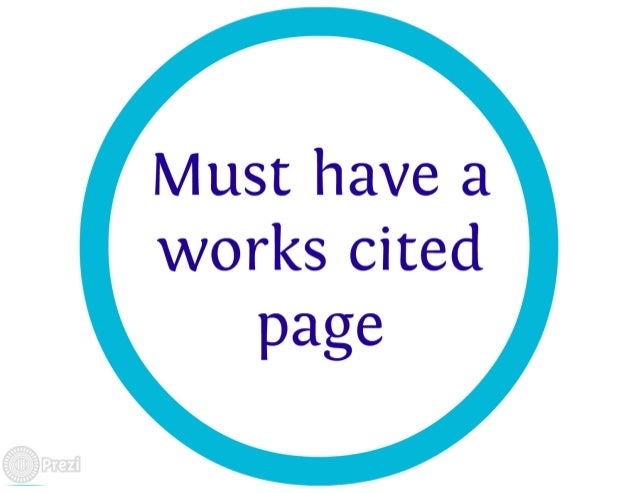 work cited page help This mla citation tool generates the works cited page entries by using the proper mla format the tool follows the latest style and rules.