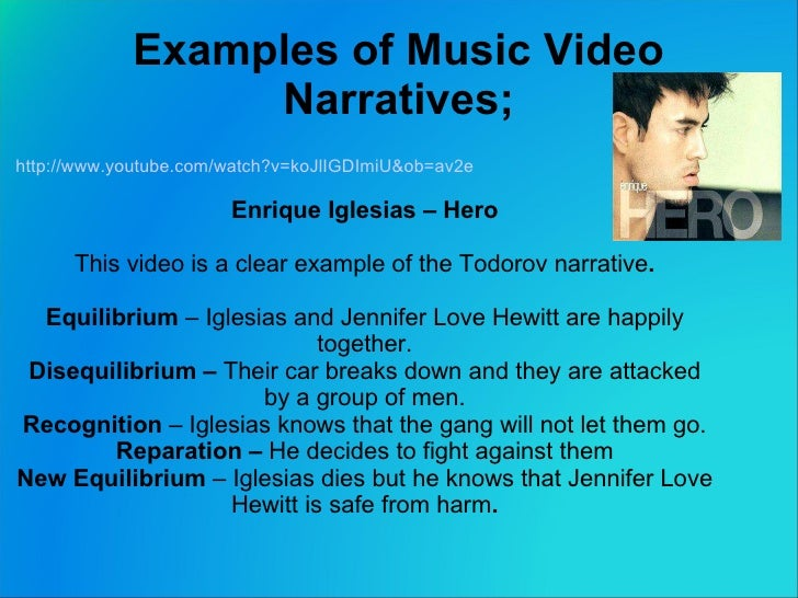 how to write a music video