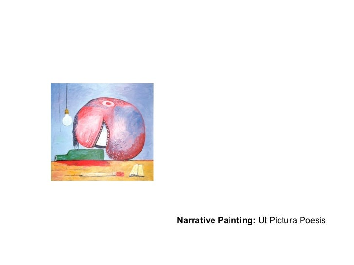 Narrative Painting: Ut Pictura Poesis