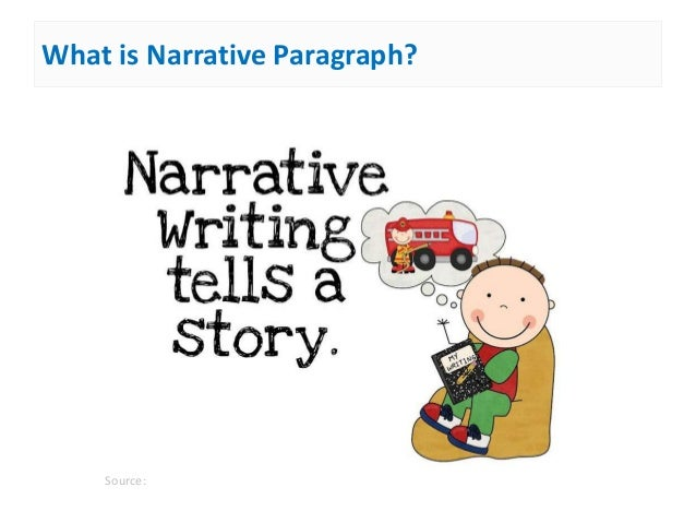 writing a 3 paragraph story