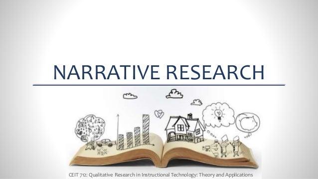 Research narrative essay