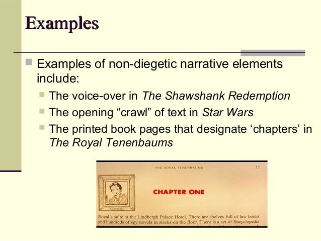 Thesis In Narrative Essay
