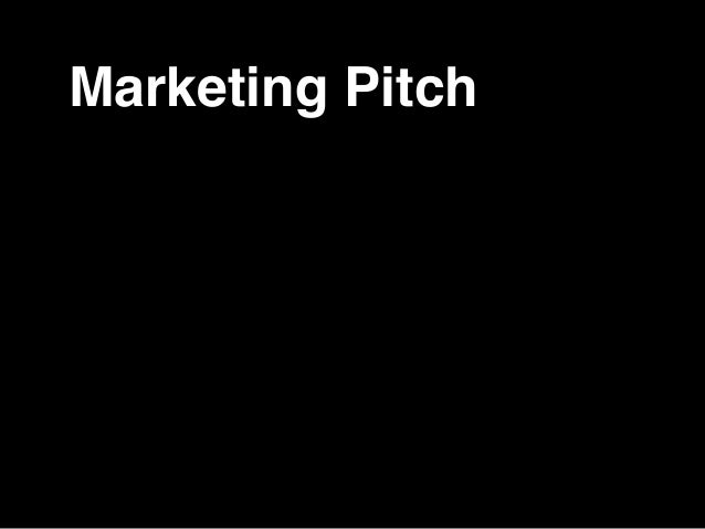 Marketing Pitch  Problem  Your Life Sucks as a Result  Our Product/Service Is  Solution!