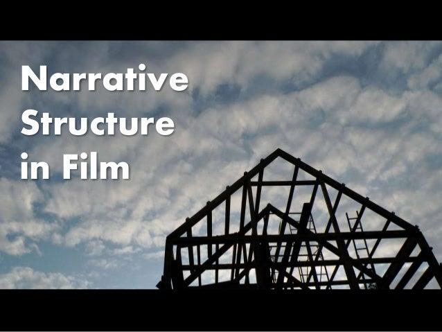 Narrative Structure in Film