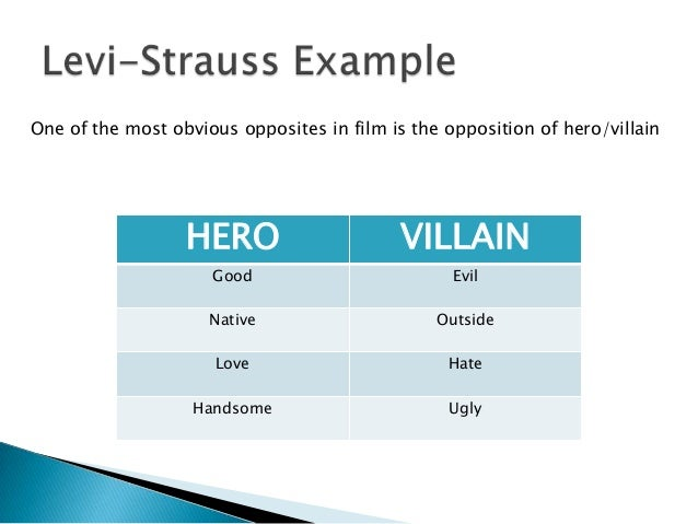of narrative narrative structure and binary The classical narrative structure, todorovs narrative  todorov's narrative structure and levi strauss' binary  the classical narrative structure is the.