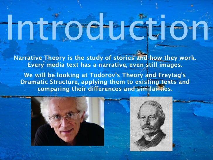 behavior theory and narritive theory compared If you say that you are a person who engages in stubborn behavior then you can simply change the behavior without needing  narrative therapy allows people to.