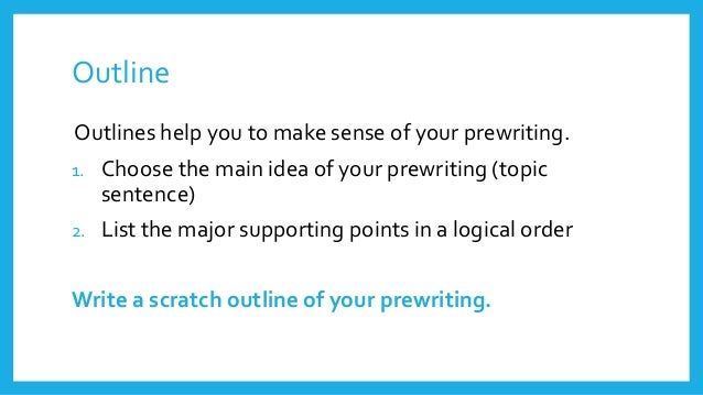 organize the supporting points in your essay Research your topic a persuasive essay must provide  credibility and scope of your essay how to organize your  your supporting points,.