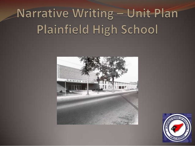 narrative essay unit plan During one unit of study in narrative, students might create 3-‐4 texts that  represent  study frames for essays (images, ideas, questions) • transition   for you: the unit plan which mentor texts were successful which quick write  invitations.