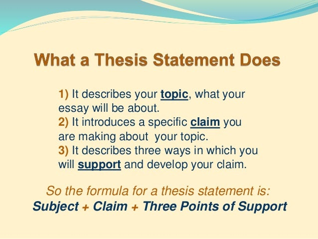 what is the formula for creating a thesis statement What is the formula for creating a thesis statement rimouski do my essay on community service please columbus, knoxville, thousand oaks, need someone to type my dissertation conclusion on national.