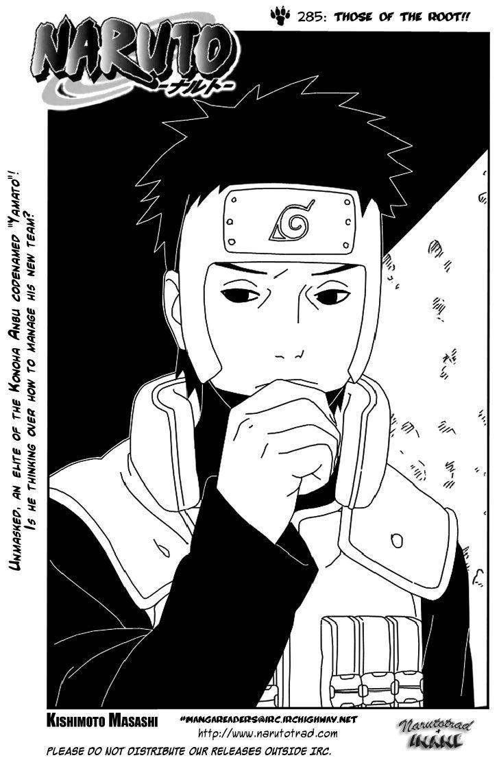 Naruto 285