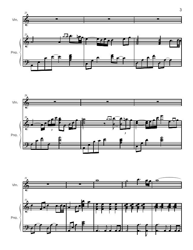 Piano beginning piano sheet music : Naruto ai-to-shuu