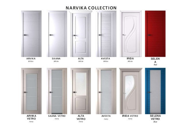 Scandinavian Style Interior Doors Narvika From The Doordesignlab Com