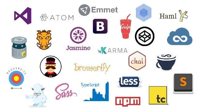 Narzędzia frontend developera A.D. 2015 Slide 2