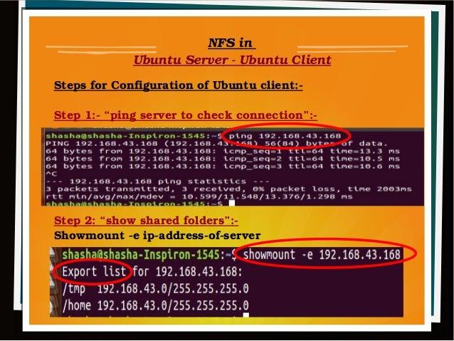 NAS - Network Attached Storage