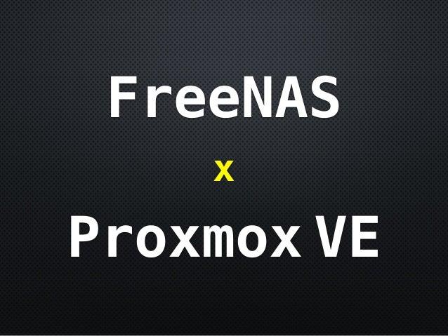 ZFS Volume NFS Mount Proxmox VE QCOW2 GuestVM GuestOS