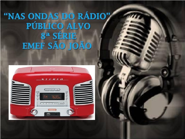 Cronologicamente, há registros que comprovam que a primeiraemissora de rádio brasileira surgiu com a fundação da Rádio Clu...