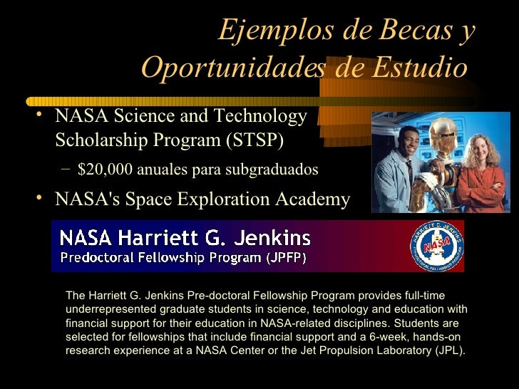 nasa scholarships - photo #35