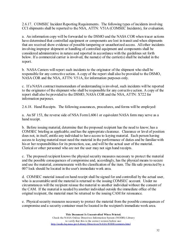 nasa incident report - Acur.lunamedia.co
