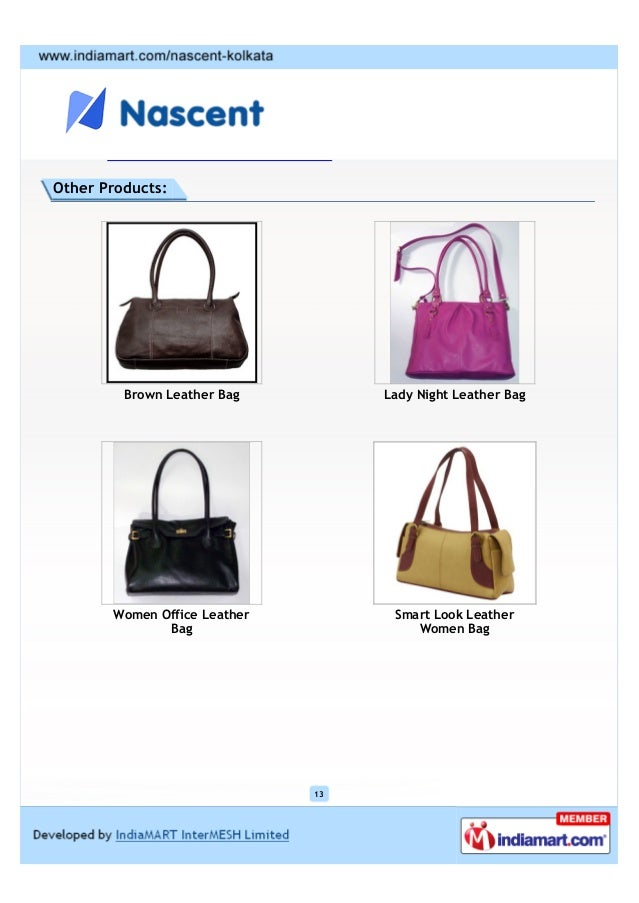 0e9c0cef11f4 Other Products  Brown Leather Bag Lady Night Leather Bag Women Office  Leather Smart Look Leather Bag Women Bag 13 ...