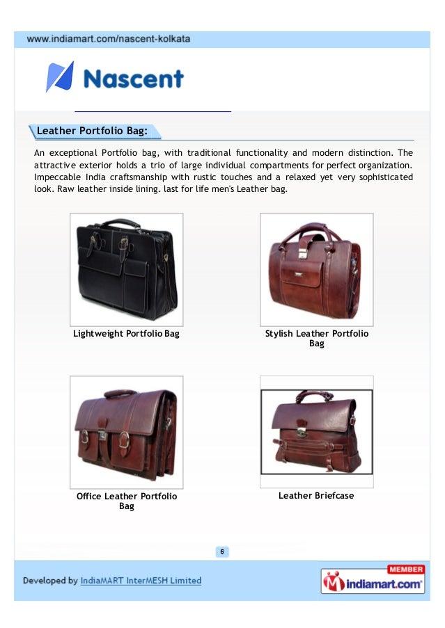 e49cbdbb01c2 Leather Portfolio ...