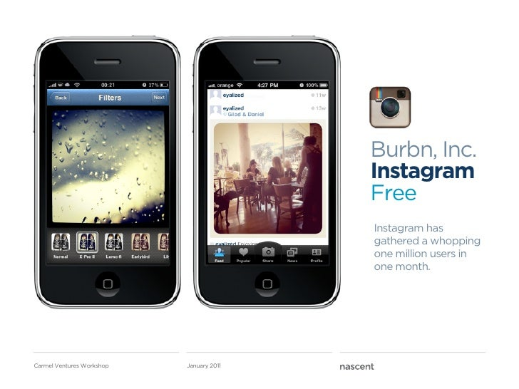 Burbn, Inc.                                          Instagram                                          Free              ...