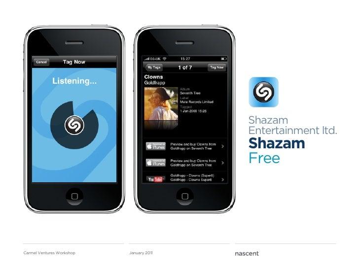 Shazam                                          Entertainment ltd.                                          Shazam        ...