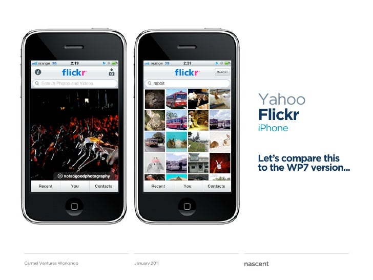 Yahoo                                          Flickr                                          iPhone                     ...