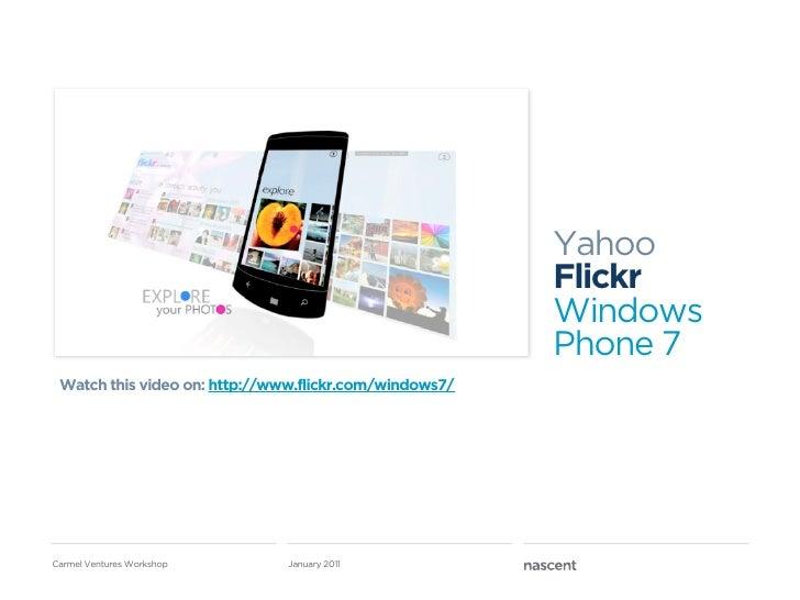 Yahoo                                                        Flickr                                                       ...