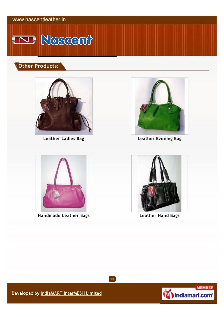 85addab123c2 Other Products  Leather Ladies Bag Leather Evening Bag Handmade Leather  Bags Leather Hand Bags 14 ...