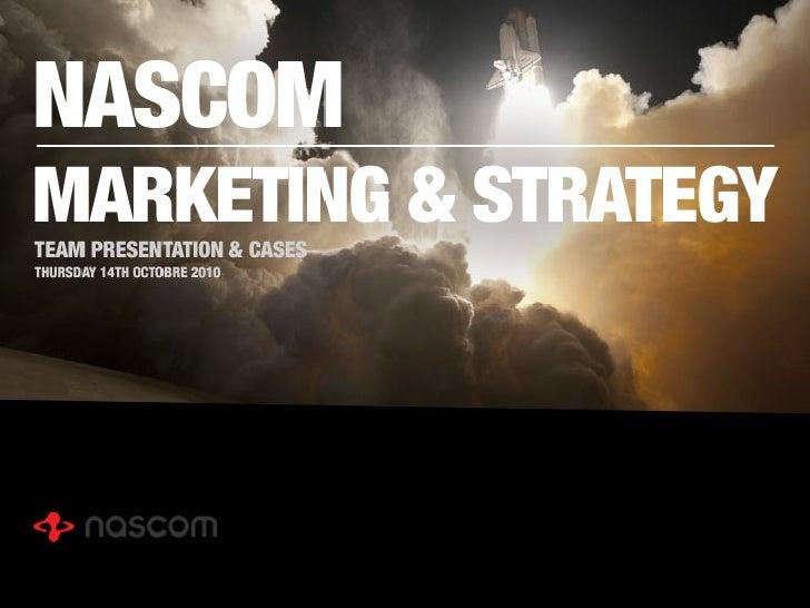 Nascom marketing