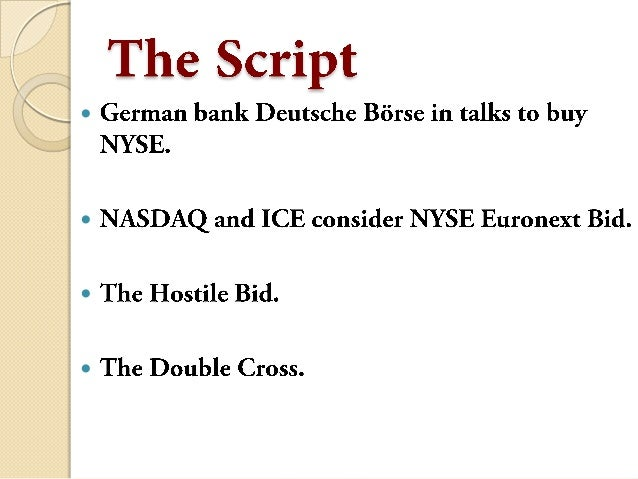 nasdaq vs nyse Ask the fool the nasdaq vs the nyse q: i read that pepsico left the new york stock exchange (nyse) and is now listed and trading on the nasdaq stock-market.