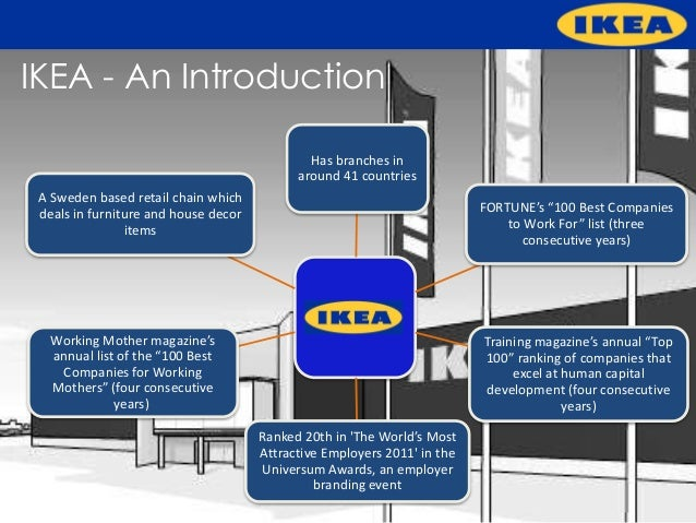 case 1 1 ikea s global strategy furnishing the world Chapter 11: ikea's global strategy 1 has ikea taken a standardization approach or an adaptation approach in its markets around the world do you think the.