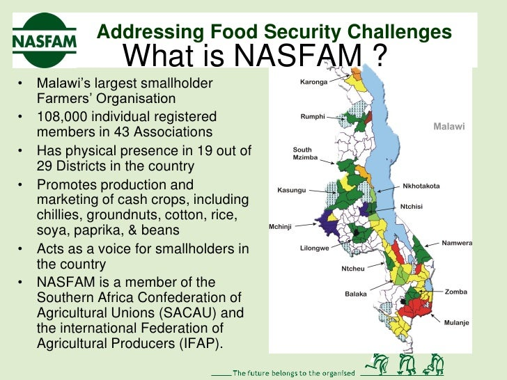 Andrew Namakhoma: Agricultural Challenges and Opportunities