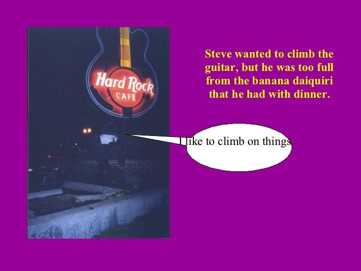 Steve Goes to Nashville Slide 3