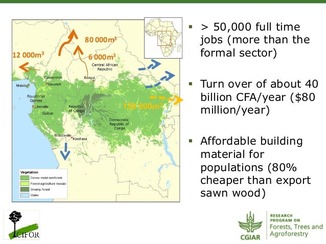 80 000m3 6 000m3 12 000m3 150 000m3§ > 50,000 full timejobs (more than theformal sector)§ Turn over of abo...