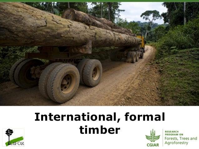 International, formaltimber