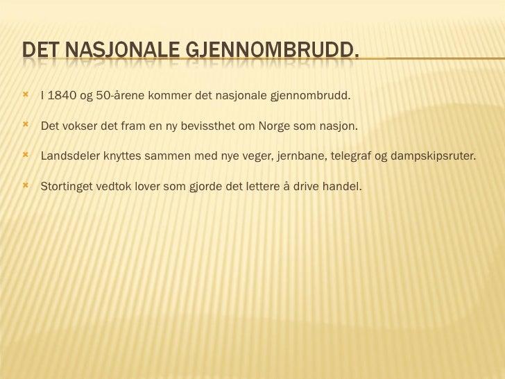 Nasjonalromantikken Slide 2