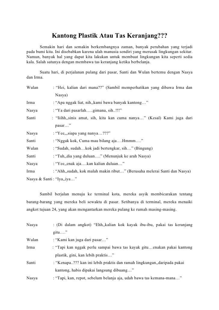 Contoh Drama Bahasa Arab Hallow Keep Arts