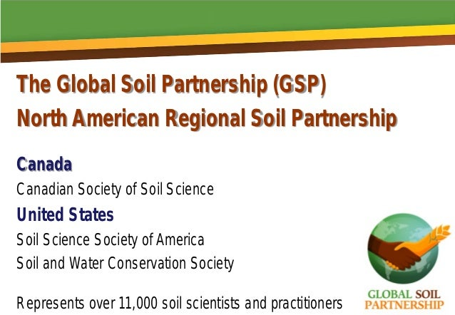North american soil partnership for American soil