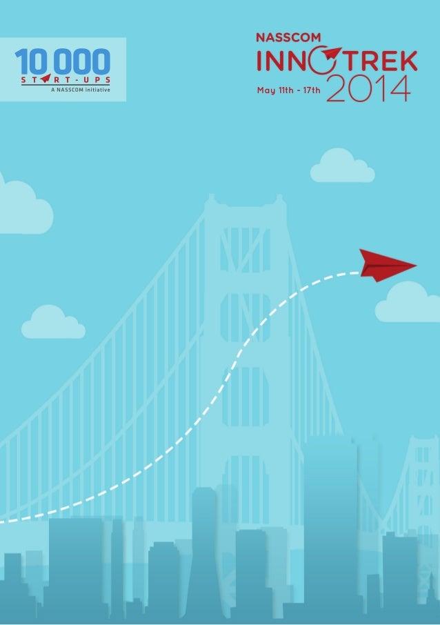 NASSCOM 10,000 Start-ups Innotrek 2014, Silicon Valley