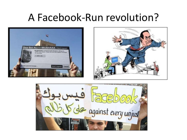 social media revolution in egypt Egyptian protester discusses social media's role in revolution wael+ghonim+ created+a+facebook+page+that+played+ source: facebook.
