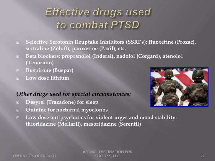 Ptsd Presentation