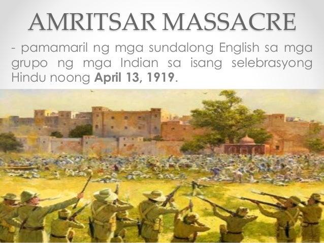 amritsar massacre facts