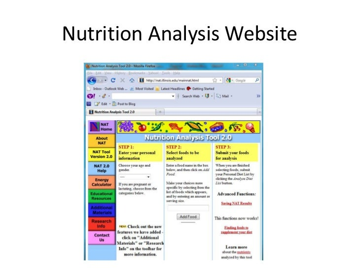 an analysis and reflection to determine personal calorie and carbohydrate protein and fat intake This macronutrient calculator allows you to calculate your personal daily intake of carbohydrates, protein and fat by choosing from a list of different diets or your own .