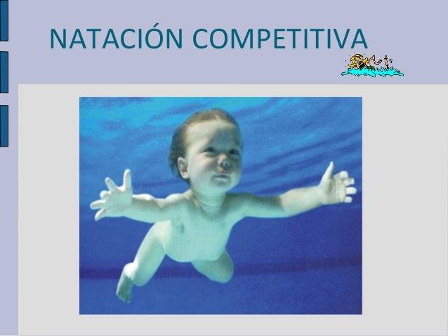 NATACIÓN COMPETITIVA
