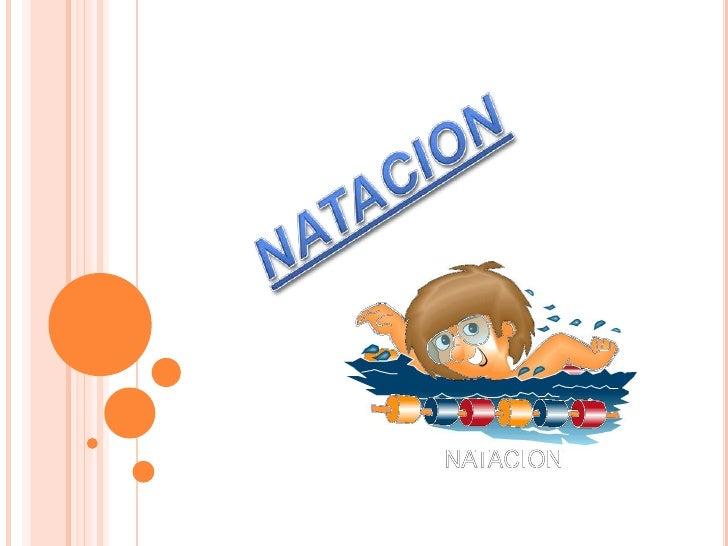 NATACION<br />